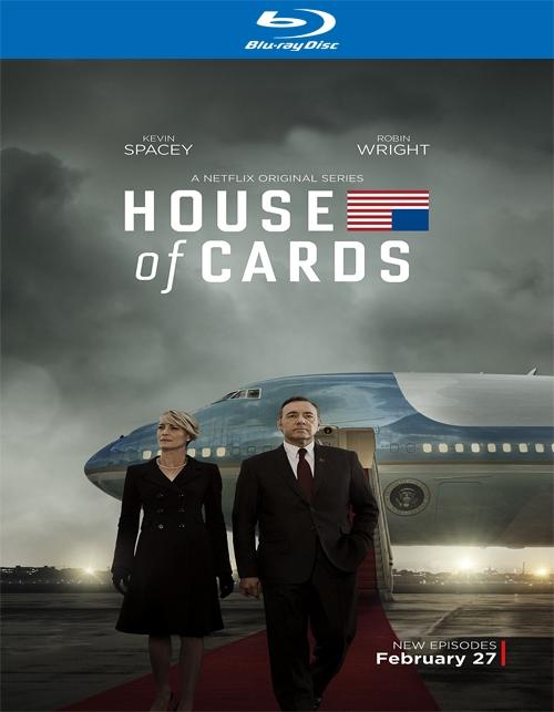 تحميل جميع مواسم مسلسل House of Cards S01-S06 مترجم على رابط واحد