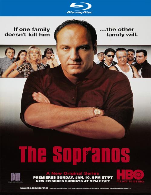 تحميل جميع مواسم مسلسل The Sopranos S01-S06 مترجم على رابط واحد