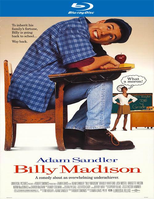 فيلم Billy Madison 1995 مترجم