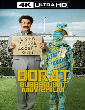 فيلم Borat Subsequent Moviefilm 2020 مترجم 4K