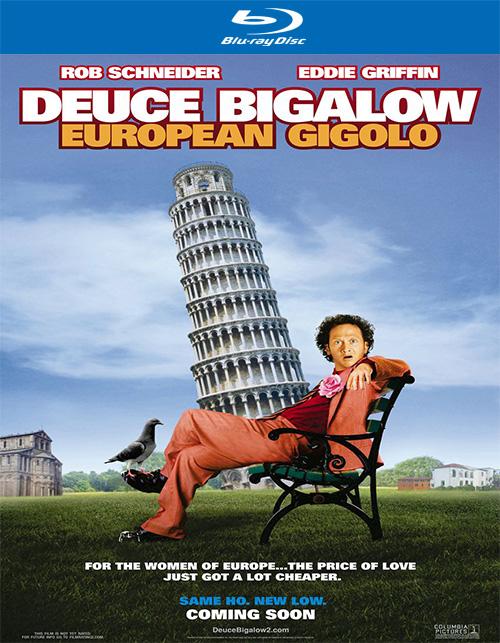 فيلم Deuce Bigalow: European Gigolo 2005 مترجم