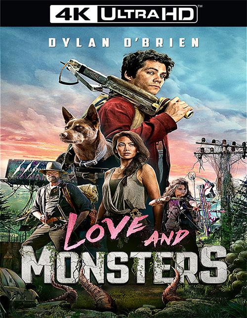 فيلم Love and Monsters 2020 مترجم 4k