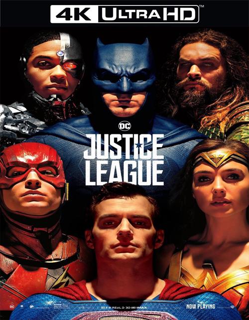 تحميل فيلم Justice League 2017 مترجم [4K]