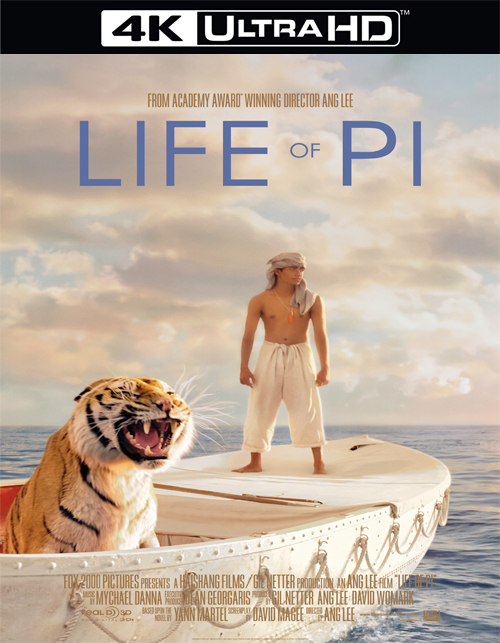 تحميل فيلم Life of Pi 2013 مترجم [4K]