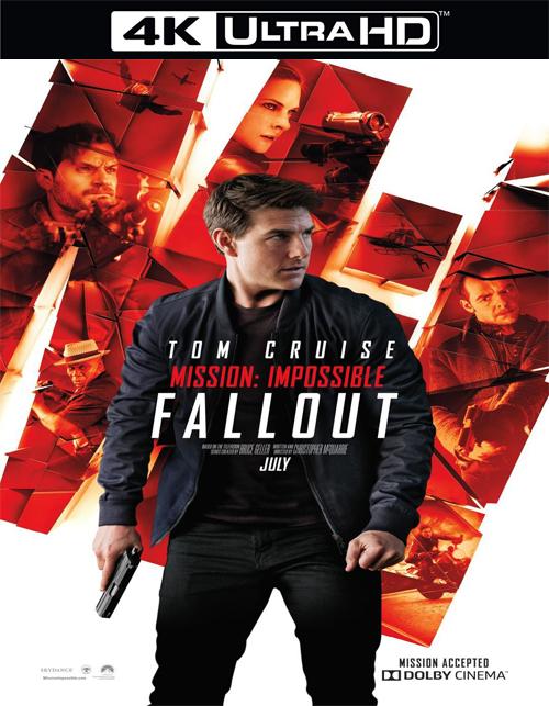 تحميل فيلم Mission: Impossible - Fallout 2018 مترجم [4K HDR]