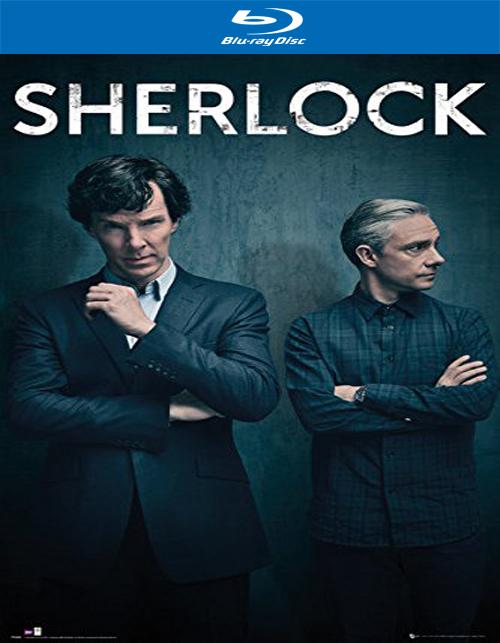 تحميل جميع مواسم مسلسل Sherlock S01-S04 مترجم على رابط واحد