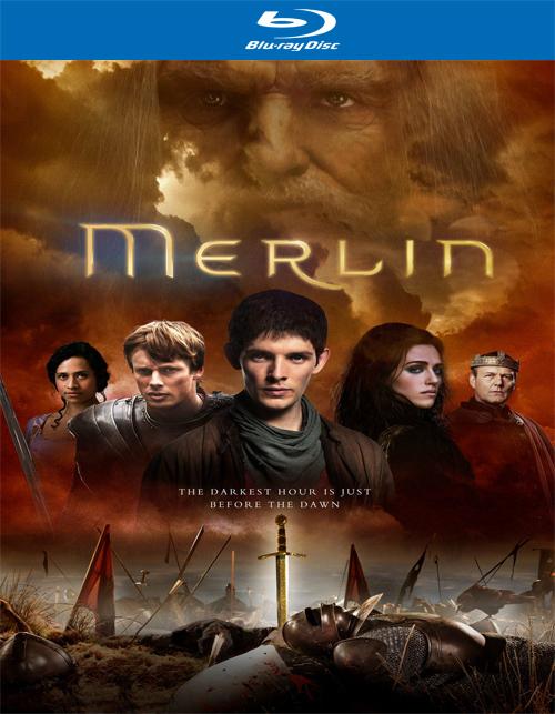 تحميل جميع مواسم مسلسل Merlin S01-S05 مترجم على رابط واحد