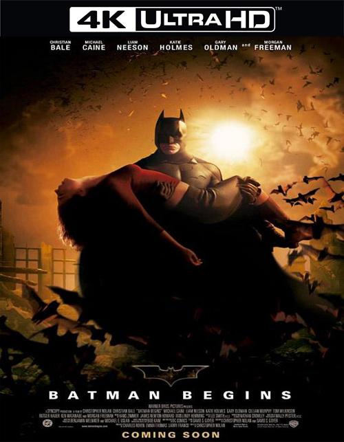 تحميل فيلم Batman Begins 2005 مترجم [4K]