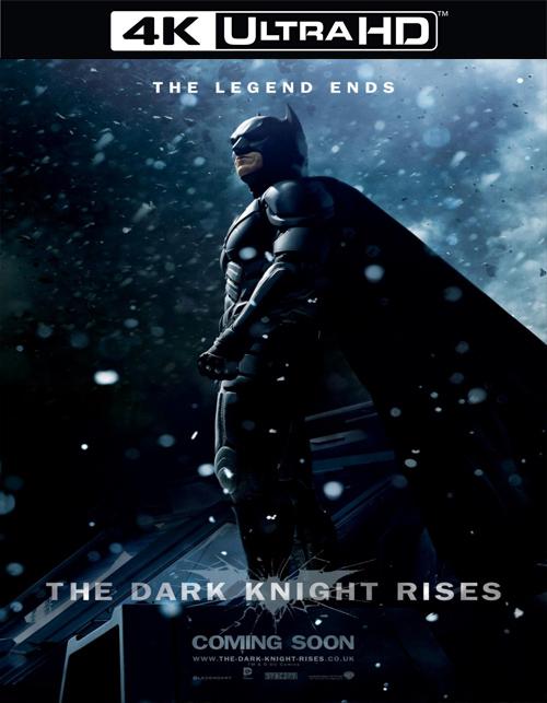 تحميل فيلم Batman: The Dark Knight Rises 2012 مترجم [4K]