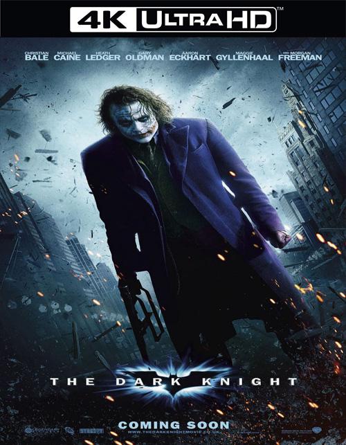 تحميل فيلم Batman: The Dark Knight 2008 مترجم [4K]