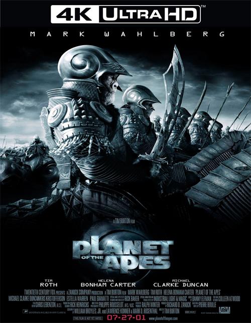 تحميل فيلم Planet of the Apes 2001 مترجم [4K]