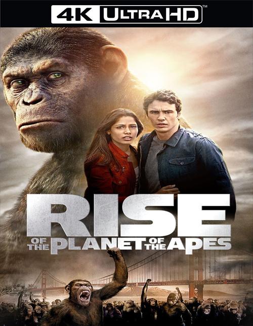 تحميل فيلم Rise of the Planet of the Apes 2011 مترجم [4K]