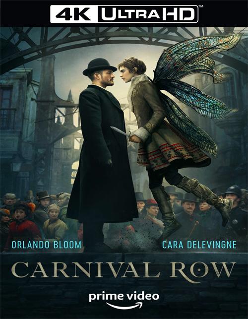 تحميل الموسم الاول مسلسل Carnival Row S01 مترجم على رابط واحد [4K][مجاني للـVIP]