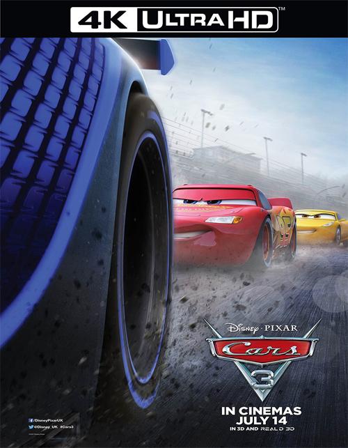 تحميل فيلم Cars 3 2017 مترجم [4K]
