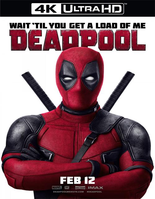 تحميل فيلم Deadpool 2016 مترجم [4K]