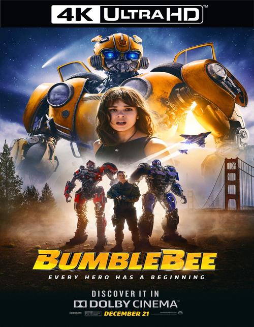 تحميل فيلم Bumblebee 2018 مترجم [4K][مجاني للزائر]
