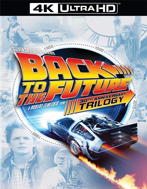 سلسلة افلام Back to the Future مترجم 4k