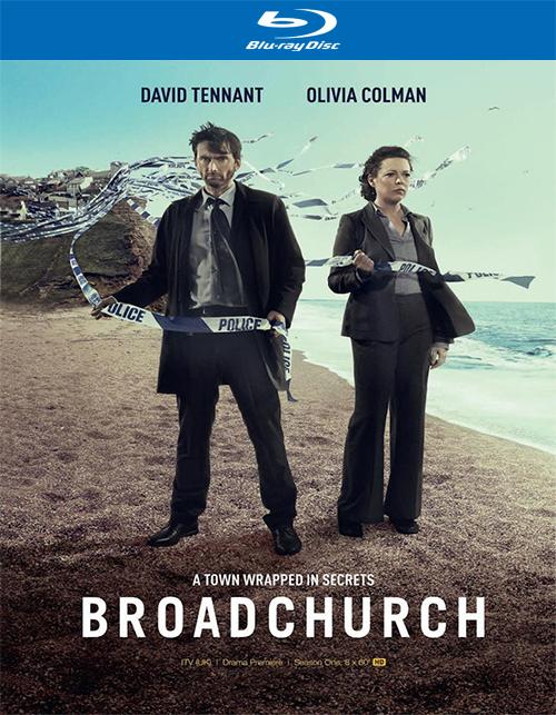 مسلسل Broadchurch مترجم كامل