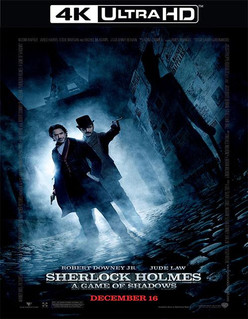 فيلم Sherlock Holmes: A Game of Shadows 2011 مترجم 4k