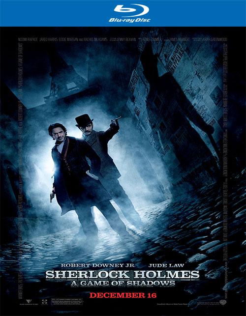 فيلم Sherlock Holmes: A Game of Shadows 2011 مترجم