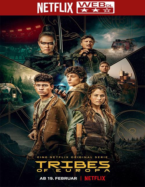مسلسل Tribes of Europa مترجم كامل